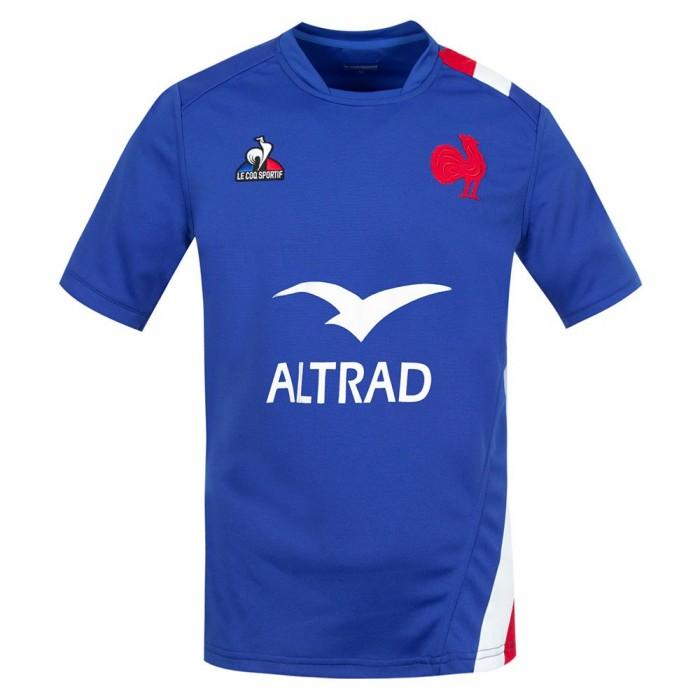 [해외]르꼬끄 FFR XV Replica T-Shirt Junior 15138225614 Cobalt