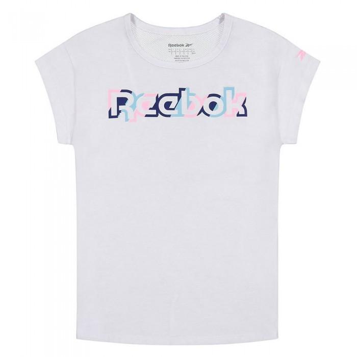 [해외]리복 Classic V Short Sleeve T-Shirt 15138155540 White