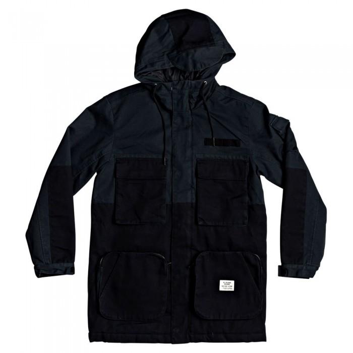 [해외]DC슈즈 Brunski Jacket 14137588410 Black