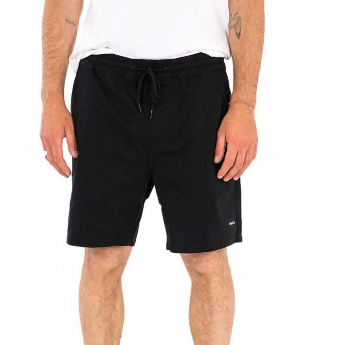 [해외]헐리 Pleasure Point Volley 18´´ Shorts 14137966291 Black