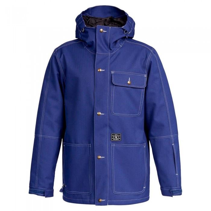 [해외]DC슈즈 Servo Jacket 14138152715 Blue Print