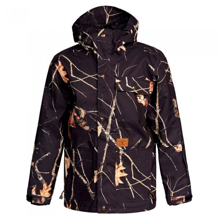 [해외]DC슈즈 Servo Jacket 14138152719 Mossy Oak