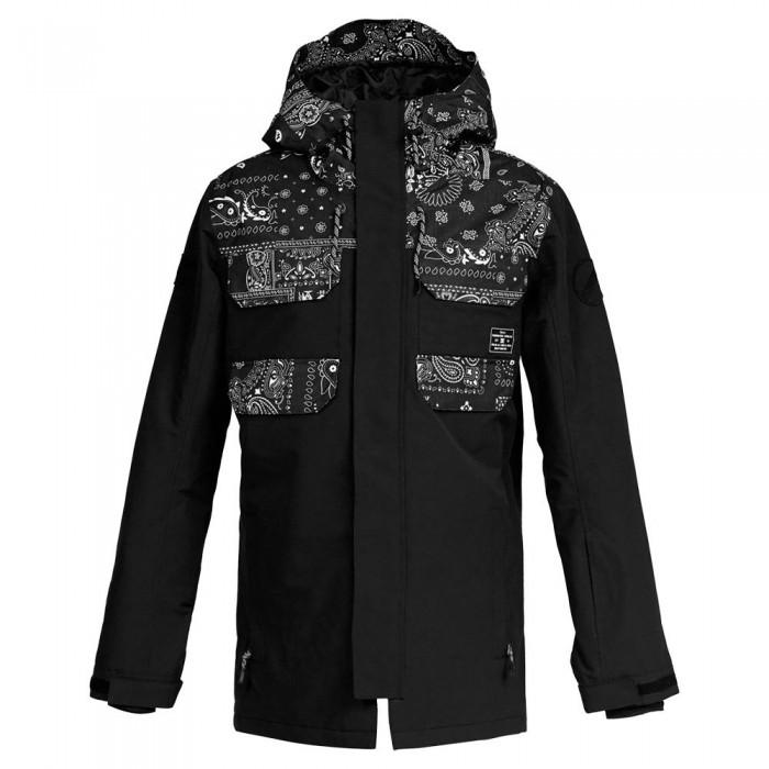 [해외]DC슈즈 Haven Jacket 14138152725 Black