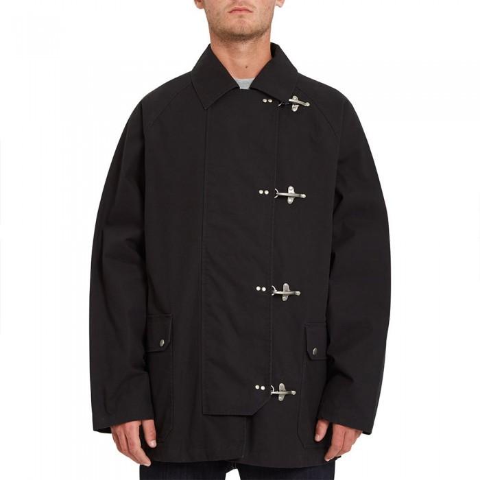 [해외]볼컴 Confuzzion Medium Jacket 14138162290 Black
