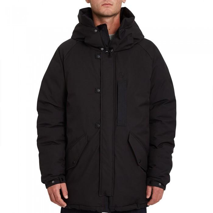 [해외]볼컴 Interzone Heavy Jacket 14138162304 Black
