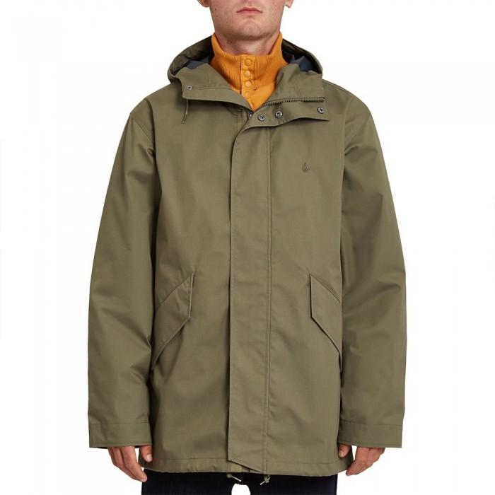 [해외]볼컴 Shadowplay 5K 3In1 Heavy Jacket 14138162306 Army Green Combo