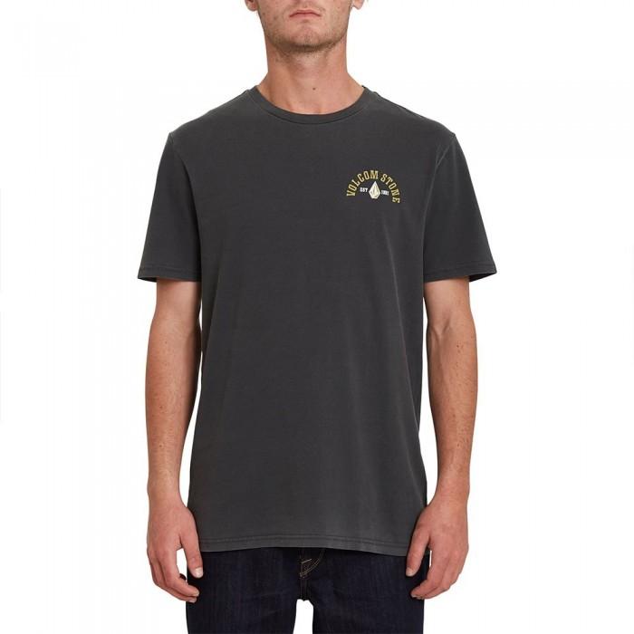 [해외]볼컴 Ranchamigo Short Sleeve T-Shirt 14138162408 Black