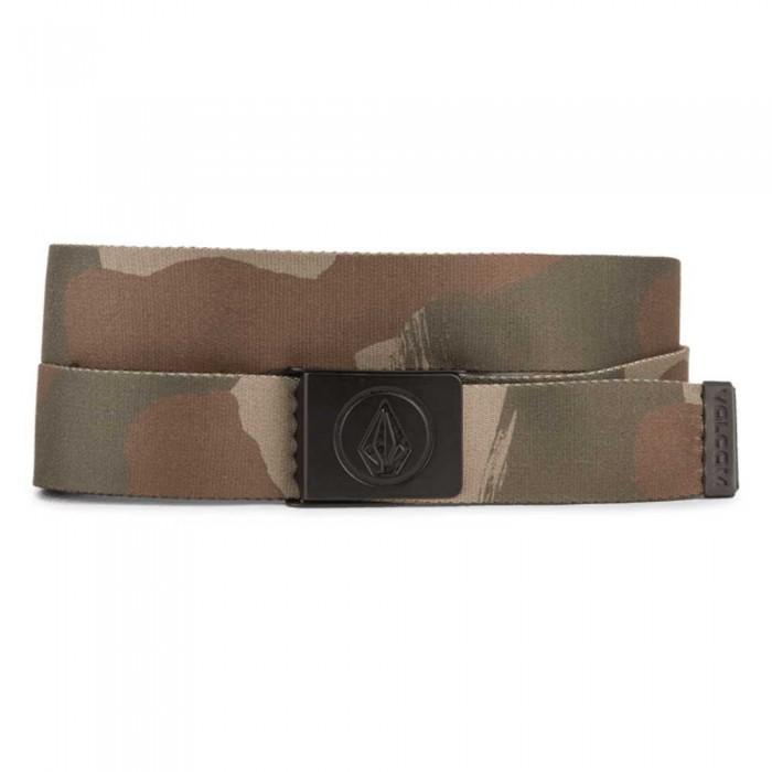 [해외]볼컴 Circle Web Belt 14138162580 Camouflage