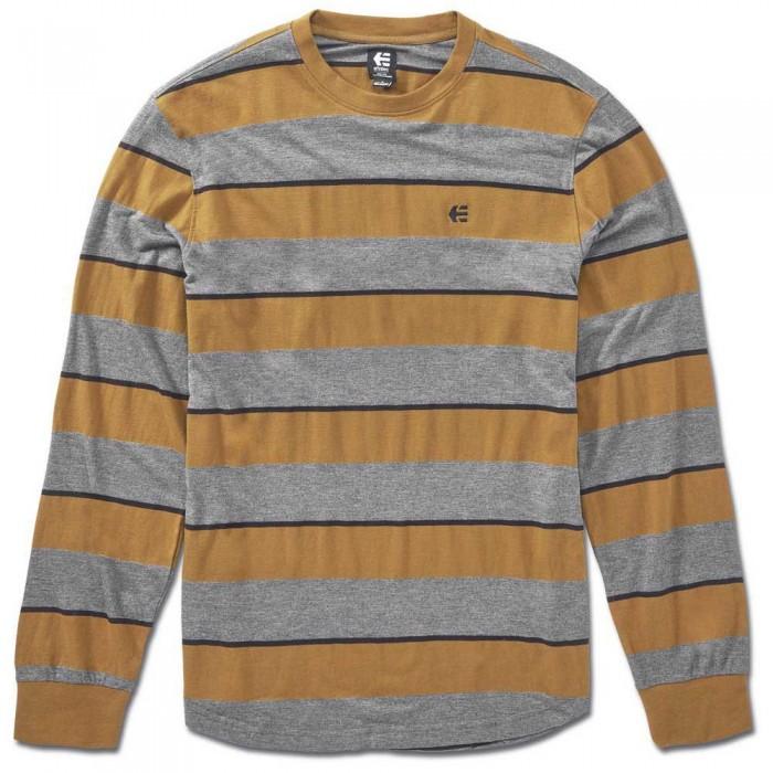 [해외]에트니스 Wallie Crew Sweatshirt 14138166072 Tobacco