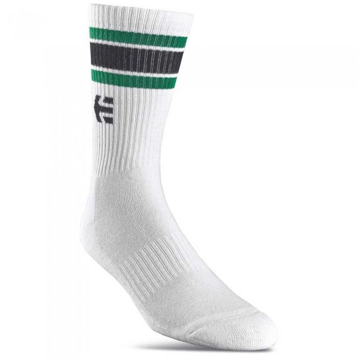 [해외]에트니스 Rebound Socks 14138166115 White / Black / Green