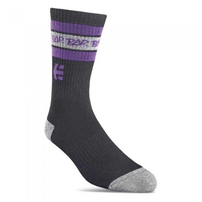 [해외]에트니스 Rad Socks 14138166154 Black / Purple
