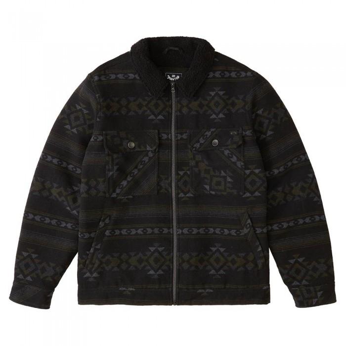 [해외]빌라봉 Barlow Sherpa Jacket 14138285676 Black