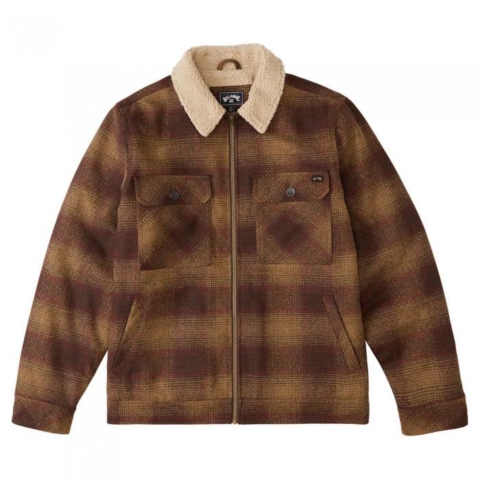 [해외]빌라봉 Barlow Sherpa Jacket 14138285677 Coffee