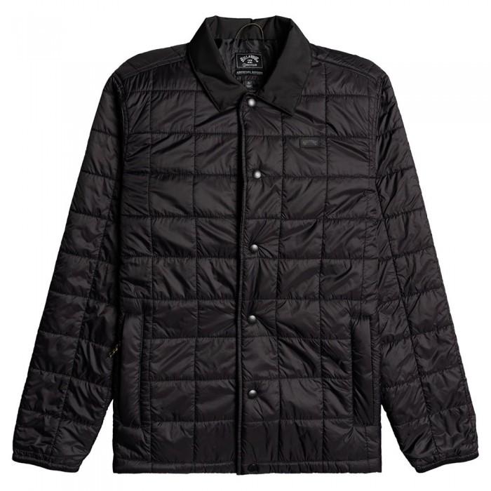 [해외]빌라봉 Journey Coach Jacket 14138286100 Black