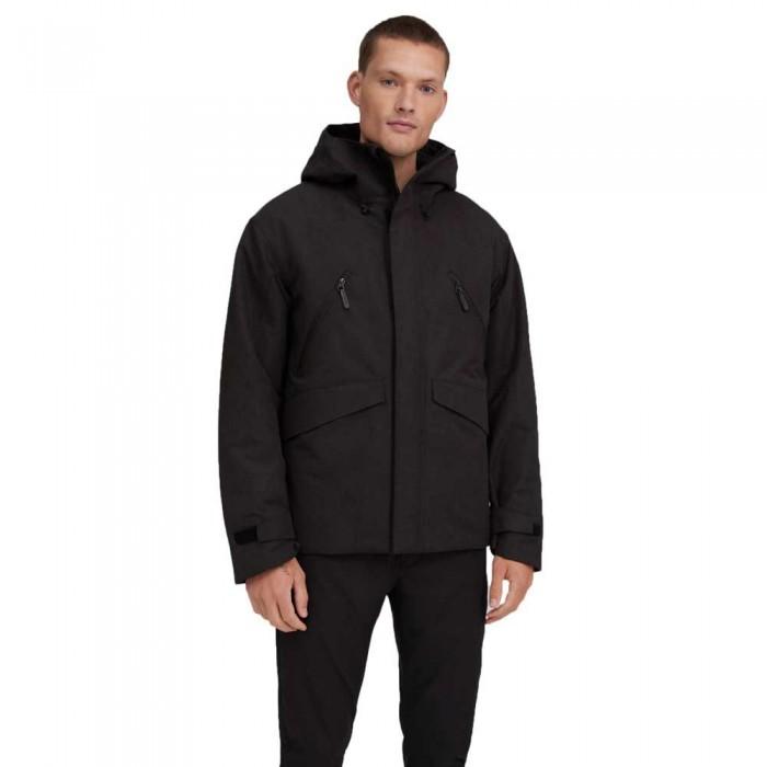 [해외]오닐 Urban Textured Jacket 14138290540 Blackout - A