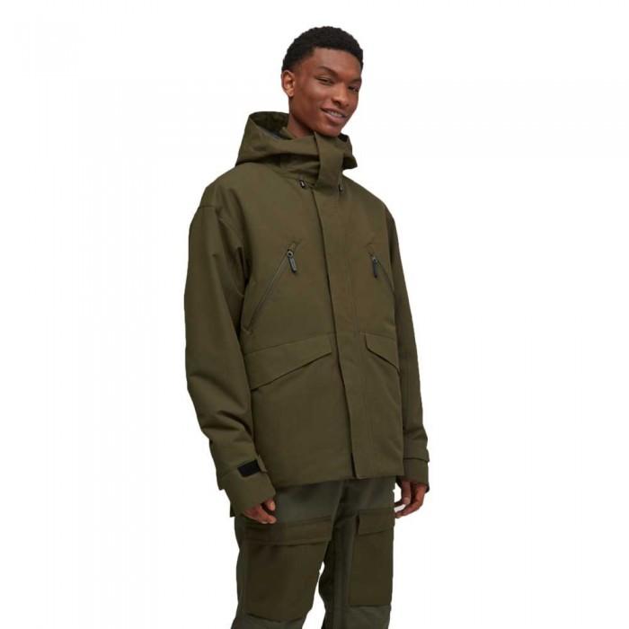 [해외]오닐 Urban Textured Jacket 14138290541 Forest Night
