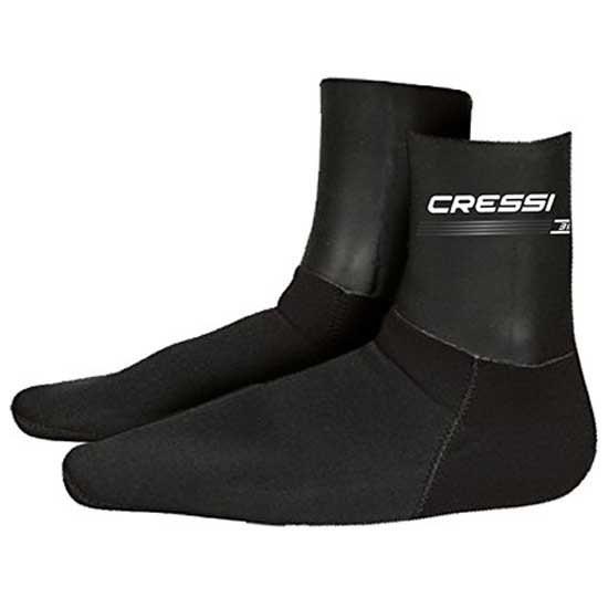 [해외]크레시 Sarago 3 mm Booties 10137510623 Black