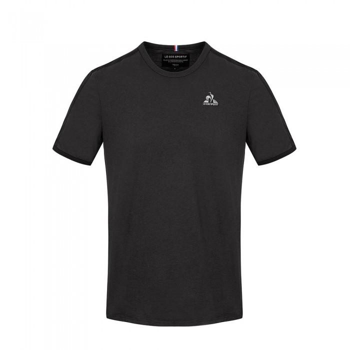 [해외]르꼬끄 Tech Nº2 Short Sleeve T-Shirt Black