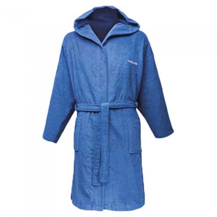 [해외]헤드 SWIMMING Cotton Bathrobe Junior 6138354020 Royal
