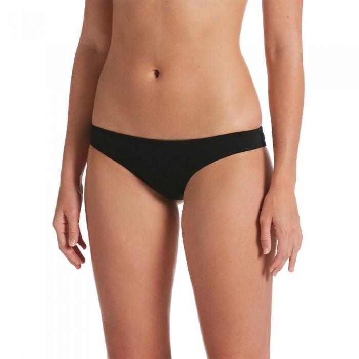 [해외]나이키 SWIM Essential Cheeky Bikini Bottom 6137423785 Black