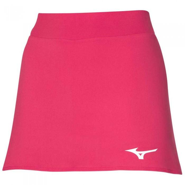 [해외]미즈노 Flex Skirt 12138144009 Rose Red