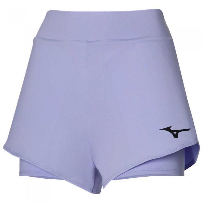 [해외]미즈노 Flex Shorts 12138144011 Violet Glow