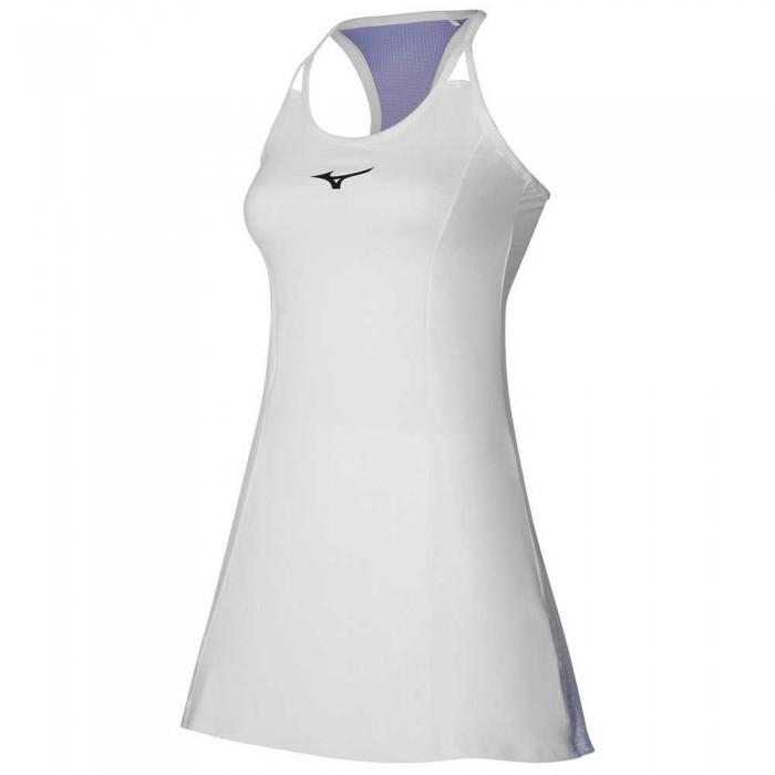 [해외]미즈노 Printed Dress 12138144022 White