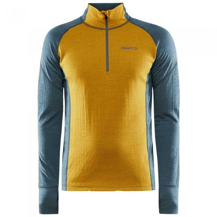 [해외]크래프트 ADV Nordic Wool Long Sleeve T-Shirt 12138113314 Trooper / Tawny