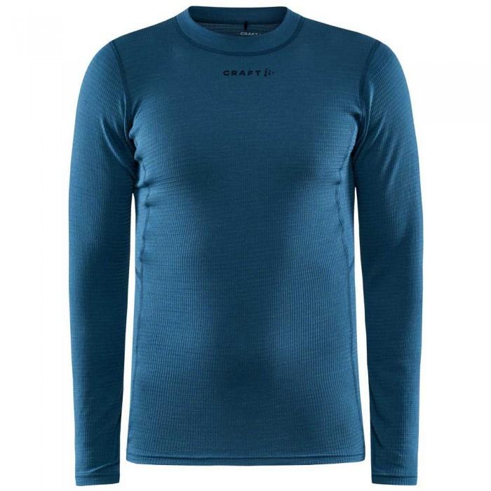 [해외]크래프트 PRO Wool Extreme X Long Sleeve T-Shirt 12138113317 Universe / Blaze