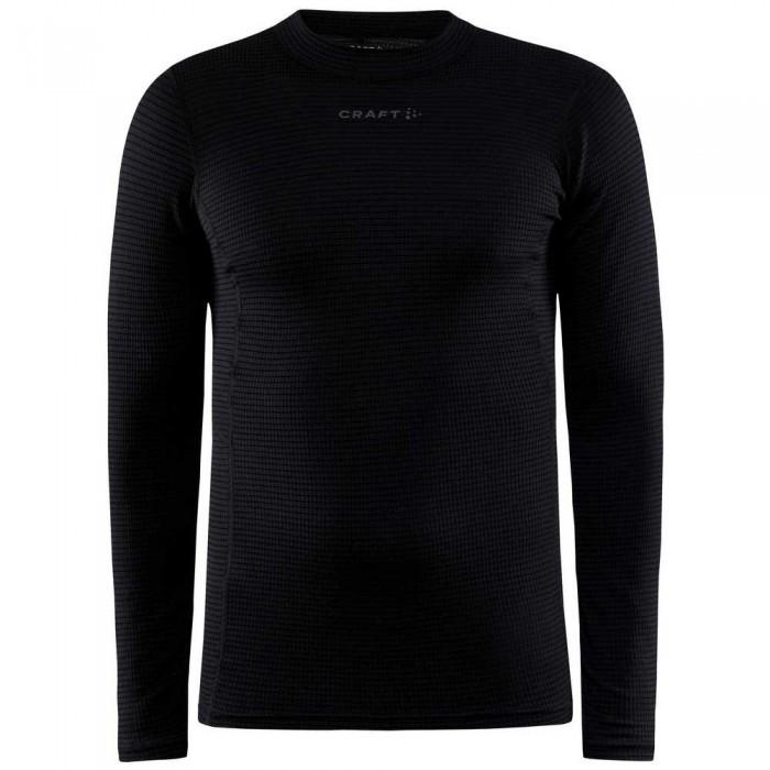 [해외]크래프트 PRO Wool Extreme X Long Sleeve T-Shirt 12138113318 Black