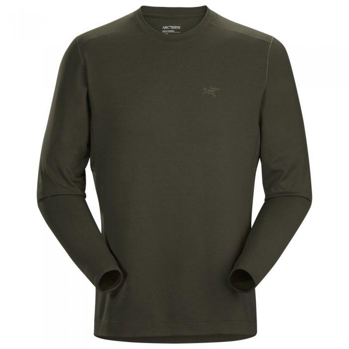 [해외]아크테릭스 Motus AR Long Sleeve T-Shirt 12138143214 Anecdote Heather