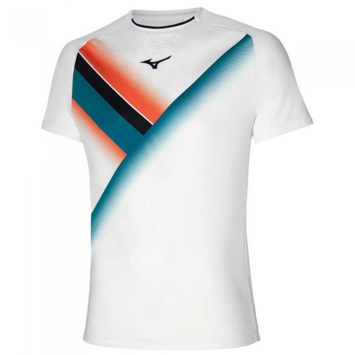 [해외]미즈노 Shadow Graphic Short Sleeve T-Shirt 12138143997 White