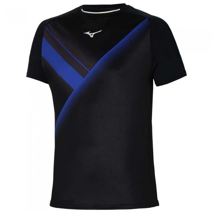[해외]미즈노 Shadow Graphic Short Sleeve T-Shirt 12138143998 Black