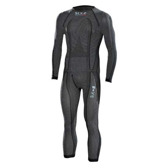 [해외]SIXS STX Suit Refurbished 12138374580 Black Carbon