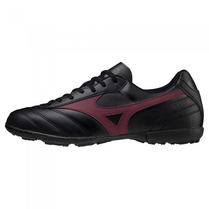 [해외]미즈노 Morelia II Club AS Football Boots 3138140707 Black / Tawny Port / Black