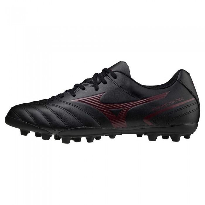 [해외]미즈노 Monarcida II Select AG Football Boots 3138140755 Black / Tawny Port