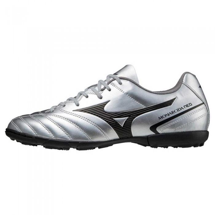 [해외]미즈노 Monarcida II Select AS Football Boots 3138140763 Silver / Black