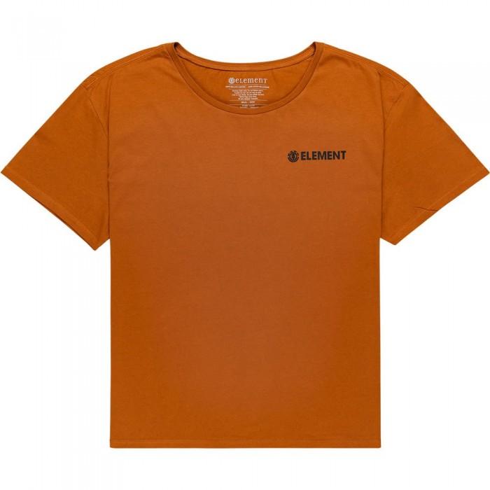 [해외]엘레먼트 Blazin Chest Short Sleeve T-Shirt 14138296381 Glazed Ginger