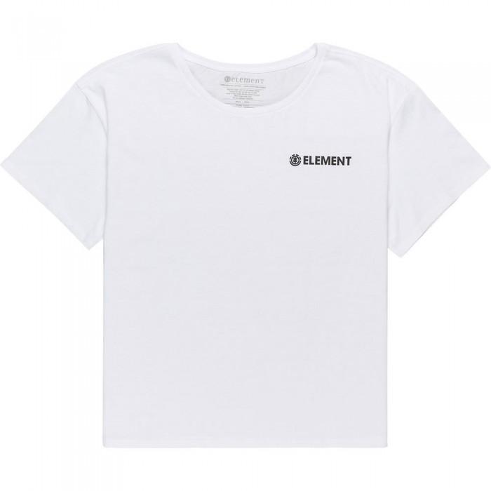 [해외]엘레먼트 Blazin Chest Short Sleeve T-Shirt 14138296384 Optic White
