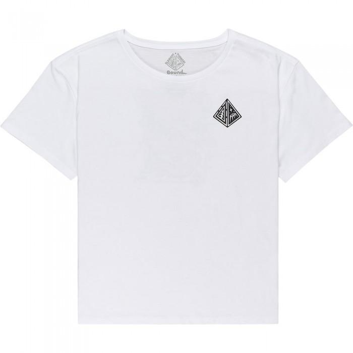 [해외]엘레먼트 Elliptical Short Sleeve T-Shirt 14138296660 Optic White