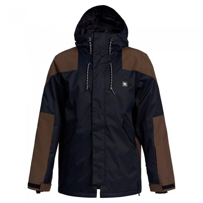 [해외]DC슈즈 Anchor Jacket 14138152706 Black