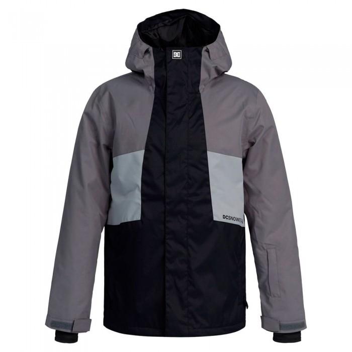 [해외]DC슈즈 Defy Jacket 14138152730 Castlerock