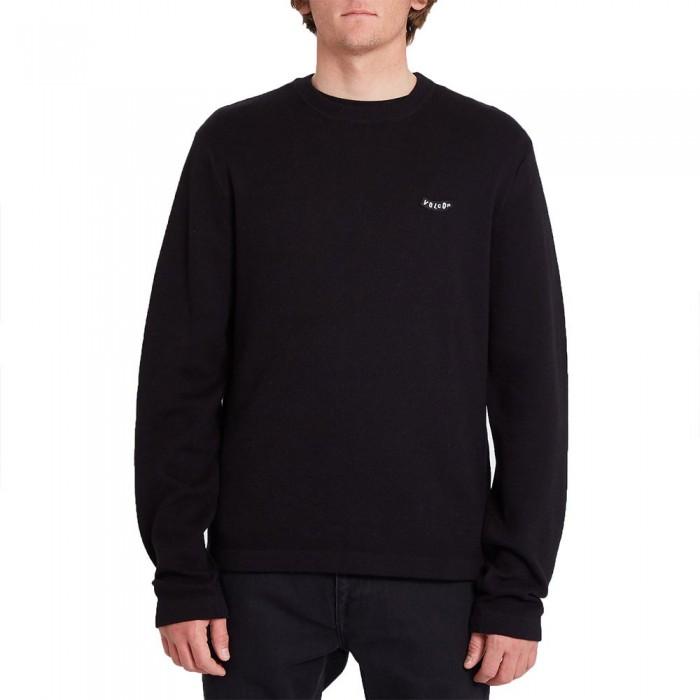 [해외]볼컴 Class Lib Sweater 14138162268 Black