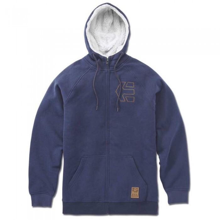 [해외]에트니스 Parlay Sherpa Hoodie Half Zip Hoodie 14138166076 Navy