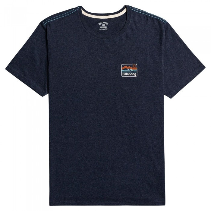 [해외]빌라봉 Dream Emb Short Sleeve T-Shirt 14138285882 Navy Heather
