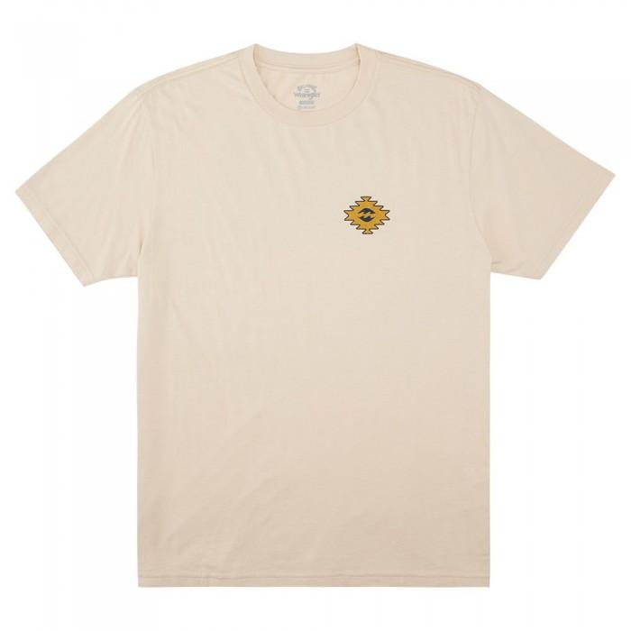 [해외]빌라봉 Sandwave Short Sleeve T-Shirt 14138286352 Natural