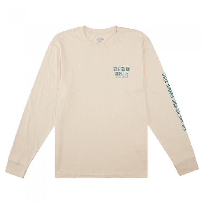 [해외]빌라봉 Westward Long Sleeve T-Shirt 14138286665 Natural