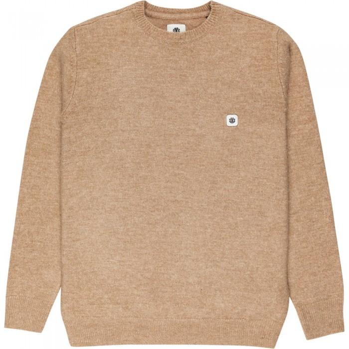 [해외]엘레먼트 Danny II Crew Neck Sweater 14138296563 Oxford Tan