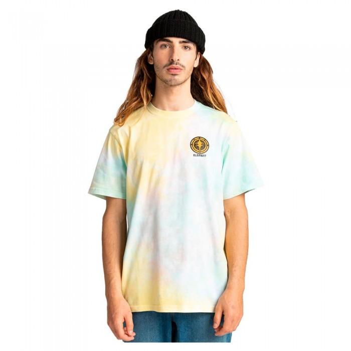 [해외]엘레먼트 Rotation Short Sleeve T-Shirt 14138297235 Yellow
