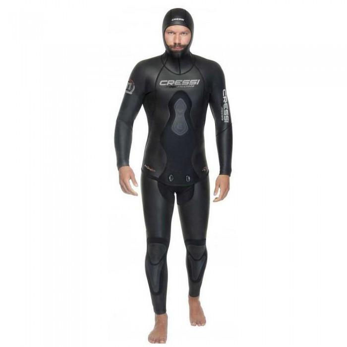 [해외]크레시 Ricciola Spearfishing Suit 7 mm 10138128110 Black
